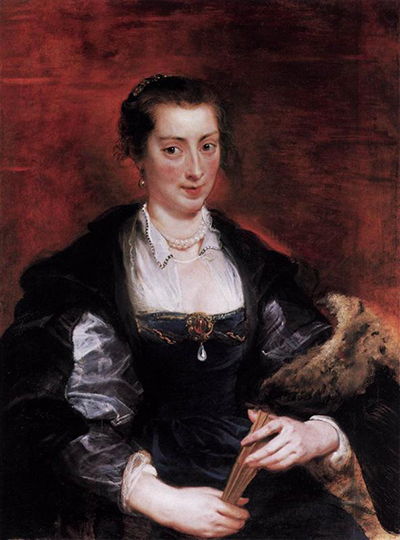 Isabella Brandt First Wife Peter Paul Rubens