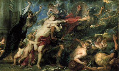 The Consequences of War Peter Paul Rubens